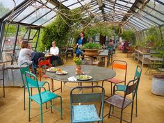 Petersham Nurseries | The Teahouse | Have You Heard Of It? blog, recommending things to see and do in London