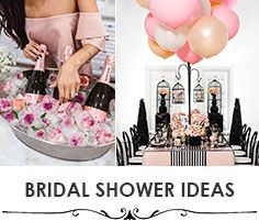 Happy Wednesday, dear friends! Today we're going to talk about the bridal shower. If you have a crowd of amazing lady friends, you must have been to or planned the bridal shower parties, allowing you to take a minute ...