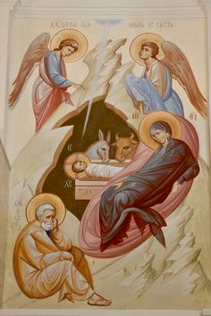 Nativity by Anton & Ekaterina Daineko
