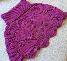 Ravelry: Leafy Cowl pattern by Mari-Liis Hirv Free Crochet, Crochet Pattern, Knitting Patterns, Circular Needles, Capelet, Circle Scarf, Garter Stitch, Cowls, Craft Items