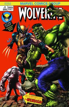 Incredible Hulk #1 Homage Tremendous Trump One Shot