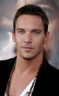 Jonathan Rhys Meyers... Oh my damn those eyes