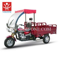VF-0014 | China Henan Luoyang heavy loading with 110cc 125cc 150cc 175cc 200cc 3 motor tricycle for sale
