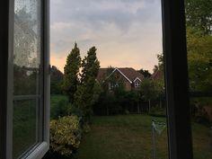 Post rainstorm