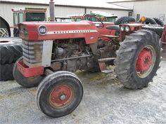 1972 MASSEY-FERGUSON 165