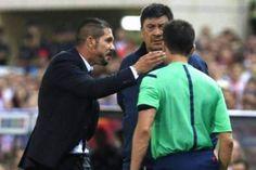 Án phạt vừa được công bố, và là một án cực nặng dành cho HLV Diego Simeone khi ông sẽ không có quyền chỉ đạo đội nhà trong 8 trận sắp tới ở La Liga.