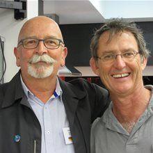 Adrian + John Hutt Chamber event
