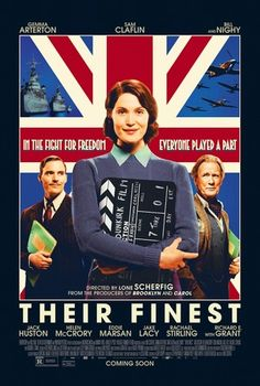 Their Finest (2016) DVD Release Date