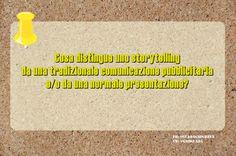 Storytelling o comunicazione pubblicitaria tradizionale? https://www.macrolibrarsi.it/libri/__storytelling-d-impresa-libro.php?pn=5560 #storytelling #comunicazione #guadagnareonline