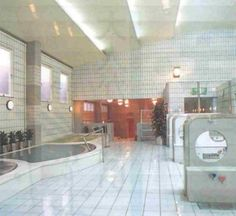 japan bath house