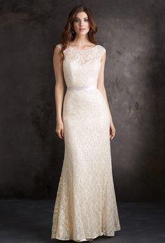 Allure Bridesmaids - 1405 - Bridesmaid Dress