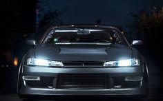 Nissan Silvia S14...SO FRESH, SO MEAN