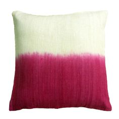 Tamarindo Pillow by Frog Hill Designs
