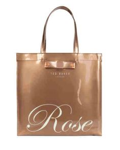 Ted Baker Shopping Bag