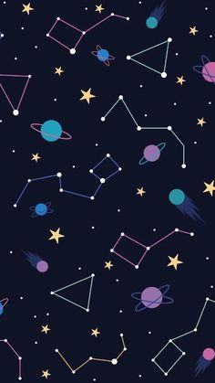 Aesthetic Galaxy Wallpaper