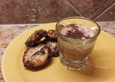 Chocolate Macaroon: Ingredients- 3 oz Moonstone Coconut Lemongrass, 2 ½ tsp Dark Chocolate Syrup, 3 tsp half & half, and ½ cup of ice. Directions- Pour all ingredients into a shaker with ice. Shake vigorously to combine and get frothy. Strain into a glass, top with chocolate shavings and enjoy!