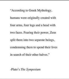 Greek mythology - the images this creates would make an awesome tattoo