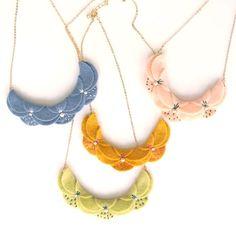 KUDAMONO Necklace von HOMAKO auf Etsy, $38.00