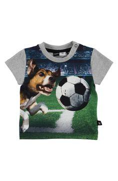 cadefc18fa96 molo  Emilio  Graphic T-Shirt (Baby Boys) Baby Boy Tops