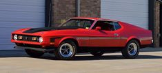 1971 Mustang       Mach One