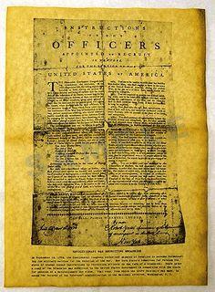 Revolutionary War Recruiting Broadside 1776
