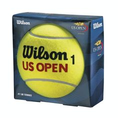 US Open 9in Jumbo Tennis Ball [Yellow]