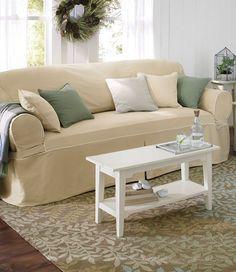 Washable Furniture Slipcovers | L.L.Bean