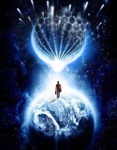 Ser humano en el Cielo y en la Tierra