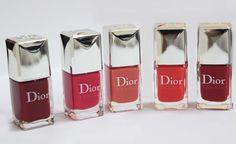 Esmaltes Dior, no Spa Dios, Novidades.
