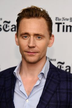 Tom Hiddleston attends TimesTalks Presents-'The Night Manager' on April 11, 2016 in New York City. Full size image: http://ww4.sinaimg.cn/large/6e14d388ly1fauxfz4juyj22dh2dhhdt0.jpg Source: Torrilla