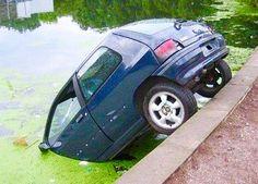 Crazy accident!