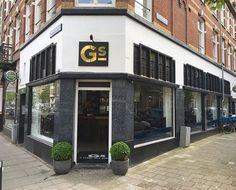 G's cafe | Amsterdam - Pijp | Eerst was er de locatie in de goudsbloemstraat voor de beste (boozy) brunches, toen G's brunchboot, toen de vestiging in Oost en dan nu het cafe in de Pijp. Veelbelovend!
