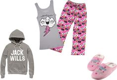 """""""Pajamas"""" by directioner9876 ❤ liked on Polyvore"""