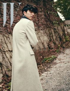 #gongyoo #jeondoyeon for W Korea Magazine, November 2015. ing