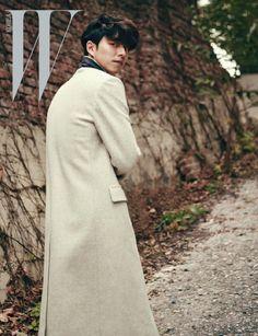 #gongyoo #jeondoyeon for W Korea Magazine, November 2015. ing