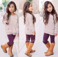 ❤️ the outfit ! -minus sexiness on this lil girl