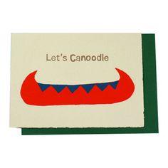 Let's Canoodle