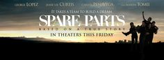 Once Upon a Twilight!: Movie Review: Spare Parts