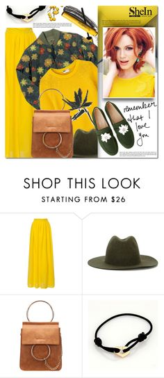 """SheIn 5"" by barbarela11 ❤ liked on Polyvore featuring Études, Cartier, Winter, chic, Sheinside, winterstyle and shein"