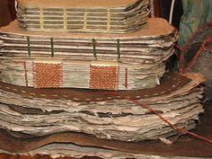 Handmade books by Velma Bolyard