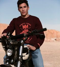 New Marc Márquez x Pull&Bear collection available now! Marc Marquez, Speed King, Pull N Bear, Motogp, Race Cars, Guy Outfits, Husband, Sport, Handsome Boys
