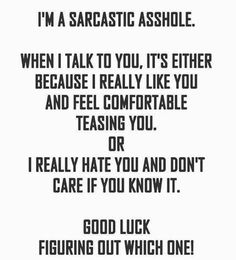 Top 20 I hate you funny Quotes – Swearing Will Help Funny Sarcasm T Shirt Gift Idea Christmas Birthday Quotes Saying For Man Woman 24 sarcastic humor funny Sassy Quotes, Funny True Quotes, Funny Sayings, Quotes About Sarcasm, Sarcastic Love Quotes, Sarcasm Meme, Life Sayings, Funny Comebacks, Badass Quotes