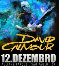 Pink Floyd - Pará (by: Victor Sousa) O blog mundialmente famoso!: David Gilmour - RoiOos de 2015