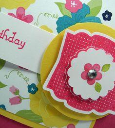 stampin up, dostamping, gingham garden, label love, create a cupcake, laurie zoellmer, dostamperstars