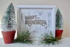 Christmas Wood Sign,