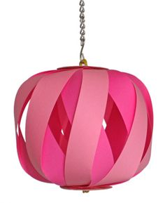 basket weave paper ornament