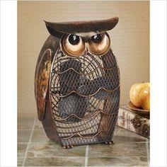 Table-top Owl fan