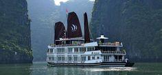 5 Best Cruises in Halong Bay - Emeraude cruise #halongtours