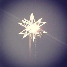 User: akershusreiseliv - star light by Gardermoen airport, love!
