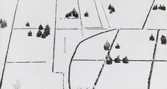 Snow Pattern  Kenji Tadamoto (Japanese)    c. 1959